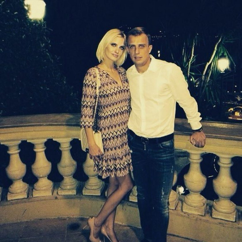 Kamil i jego żona – Dominika Grosicka