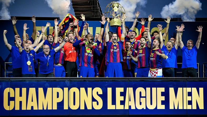 Dziesiąty triumf piłkarzy ręcznych Barcelony w lidze Mistrzów