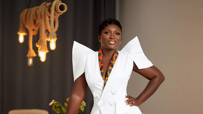 Photos: TV3's Nana Akua Mensah-Aborampah looks so damn chic on her birthday