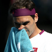 NEVIĐENA DRAMA! Federer spasao sedam meč lopti STOTOG  IGRAČA SVETA i prošao u polufinale Australijan opena! /VIDEO/