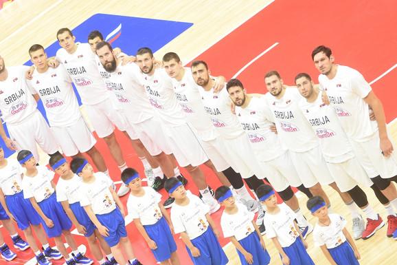 SUPER VESTI ZA SRPSKU KOŠARKU! Srbija domaćin OBA  kvalifikaciona turnira za Olimpijske igre u košarci!