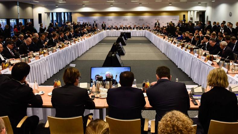 Szczyt bliskowschodni w Warszawie