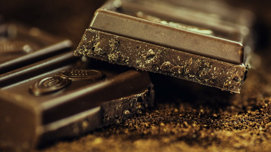 Domowa czekolada, jak za PRL-u