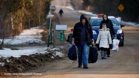 Boją się Trumpa. Setki osób przekraczają granicę USA i Kanady