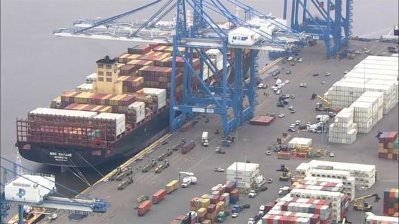 Drogu prevoze u kontejnerima u velikim brodovima koje nedovoljno kontrolišu