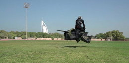 Dogonią przestępców na latających motocyklach! Szykuje się wielka rewolucja w dubajskiej policji