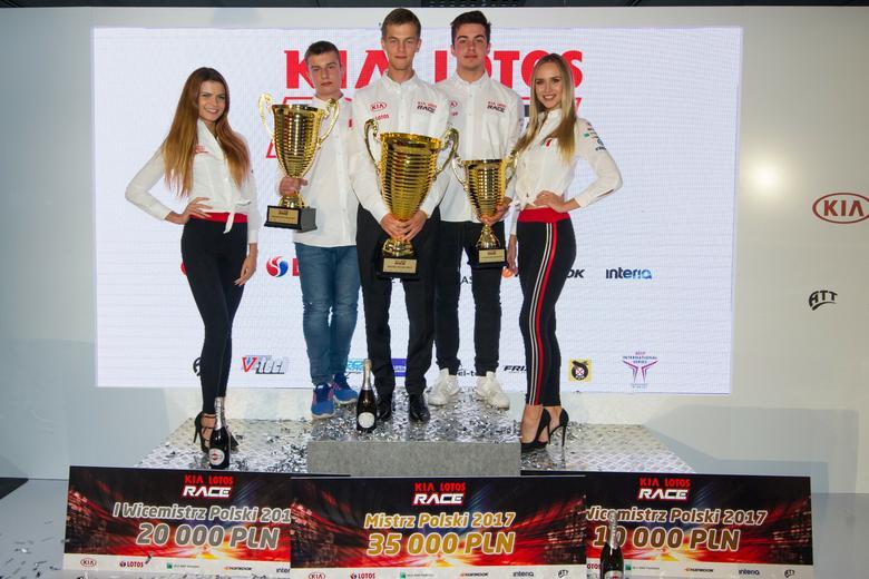 Kia Lotos Race 2017 - najlepsi kierowcy sezonu