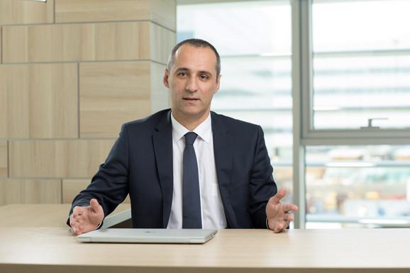 Radojica Popović, član Izvršnog odbora Halkbanke