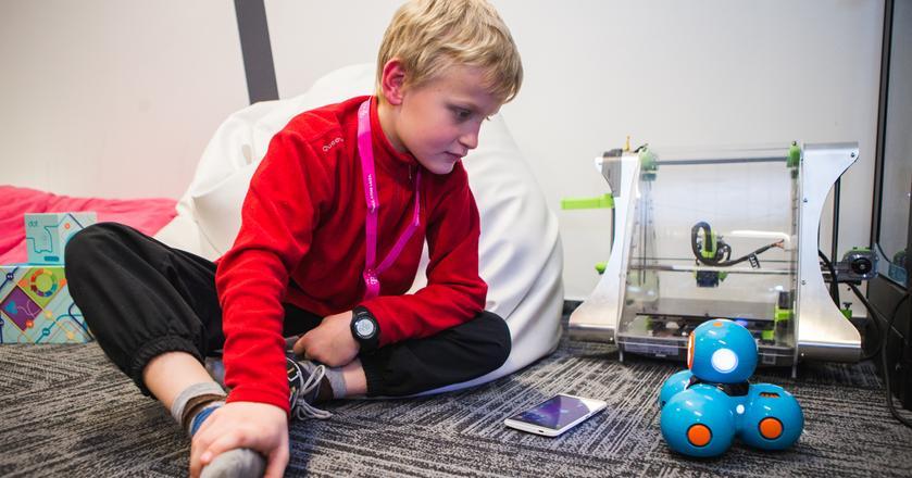 Nauka kodowania ma zaszczepić w dzieciach fascynację nowymi technologiami