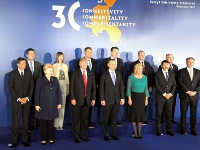 Szczyt Trójmorza w Polsce