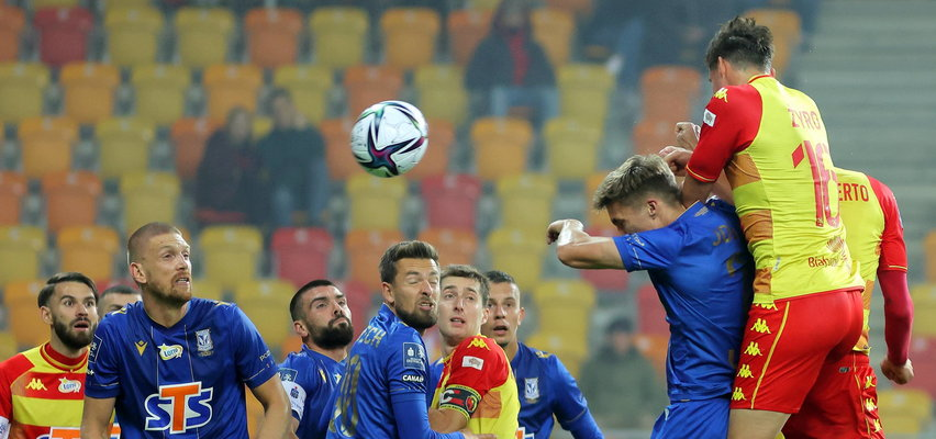 W Lechu nikt nie panikuje po pierwszej porażce w lidze. Zimny prysznic im nie zaszkodzi