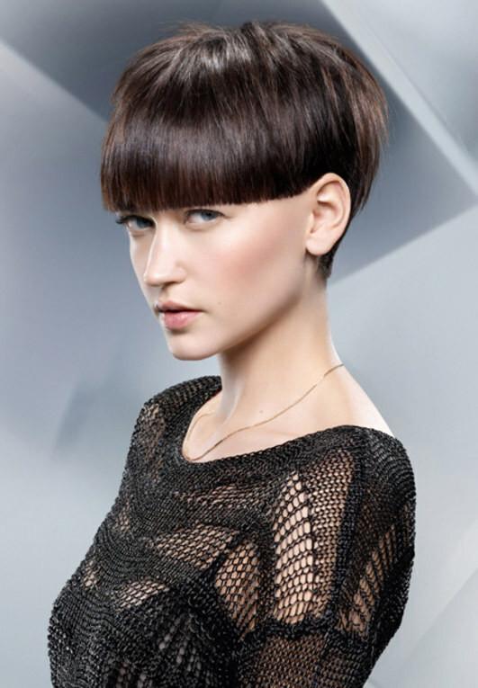 Modne Fryzury Grzywka Swiat Kobiety Lifestylowy Blog Modowy