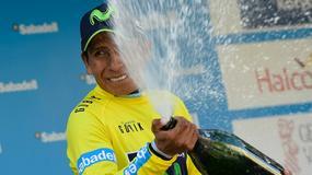 Giro d'Italia: Nairo Quintana będzie miał osobistą ochronę