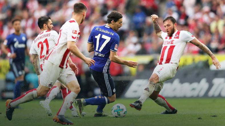FC Koeln - Schalke 04