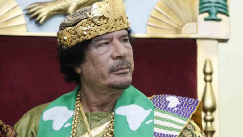 Unia wyśle wojsko do Libii. Jeśli zgodzi się Kadafi
