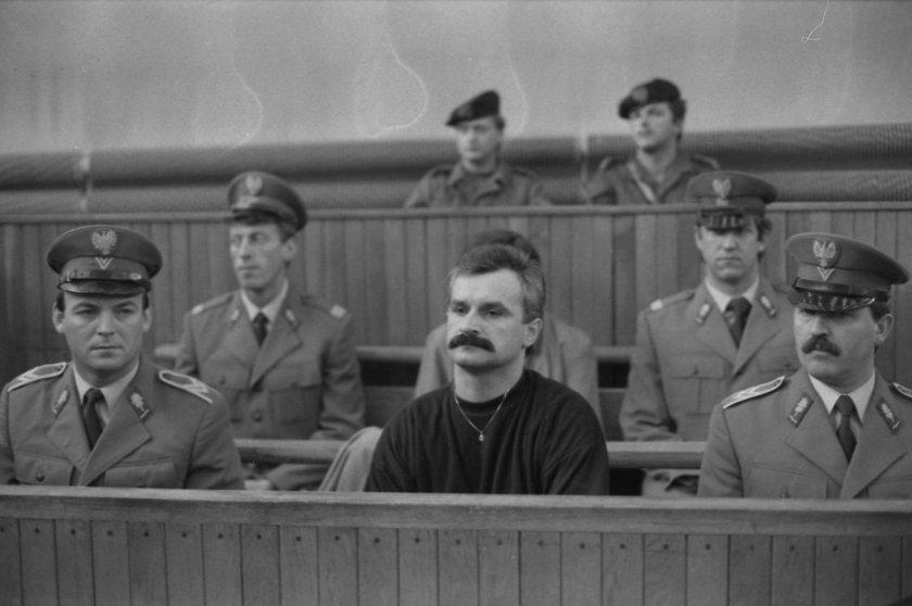 Proces Zdzisława Najmrodzkiego w 1990 r. w Krakowie