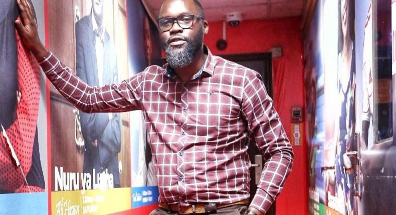 Radio Maisha's Nick Odhiambo angers fans with comment on Gay people