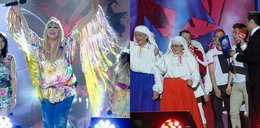 Rodowicz jak orzeł śpiewa hit na Euro 2012