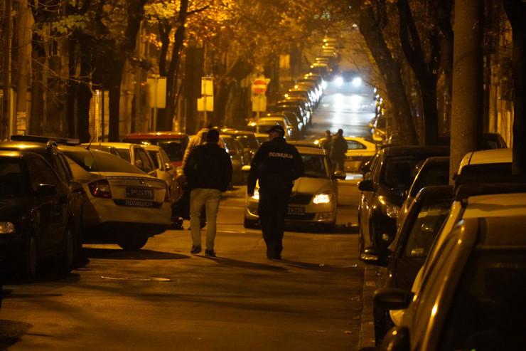 pucnjava ranjen Dalmatinska ulica Beograd