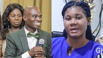 17-year-old girl pregnant for DR UN breaks silence on how they met and more (WATCH)