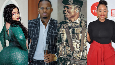 Diamond's reaction after Harmonize fell from zip line, Vera Sidika breaks the internet as she strips for the Camera and other top stories