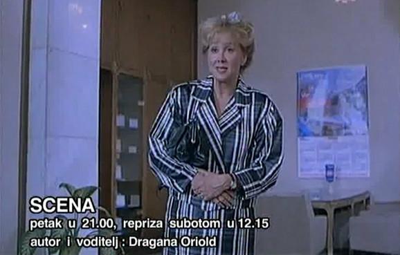 """Komedija """"Tesna koža"""", u kojoj je igrala Persidu - Sidu Pantić, donela joj je najveću popularnost."""