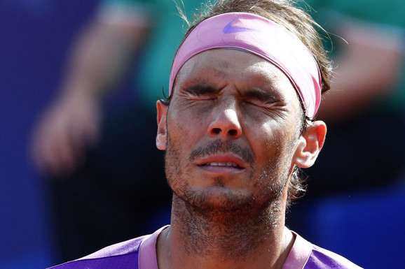 """ŠOK U MADRIDU! """"Počistio"""" Rafaela Nadala u njegovoj kući usred Španije i naneo mu najbolniji poraz ove sezone!"""