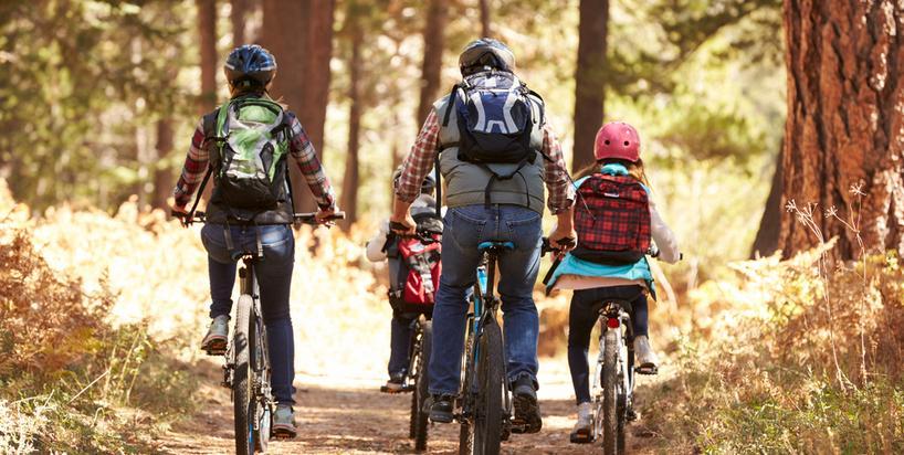 9 powodów, dla których twoją aktywnością powinna być jazda na rowerze