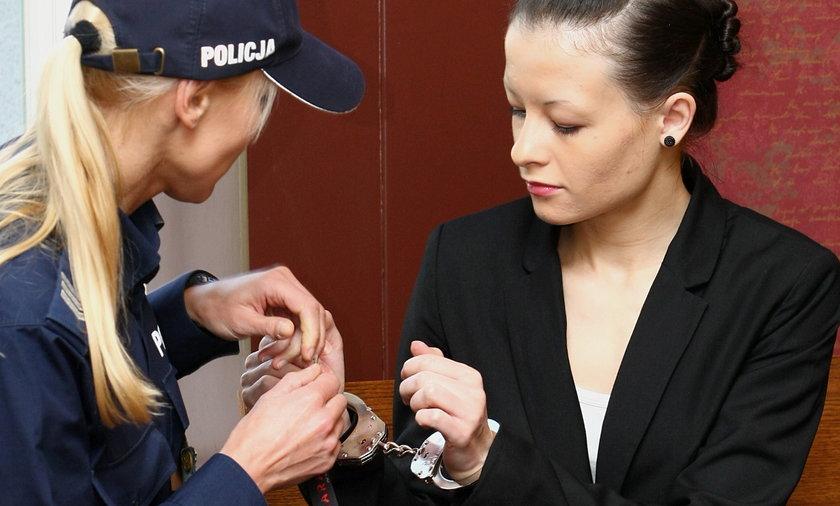 Proces, sąd, Katarzyna Waśniewska