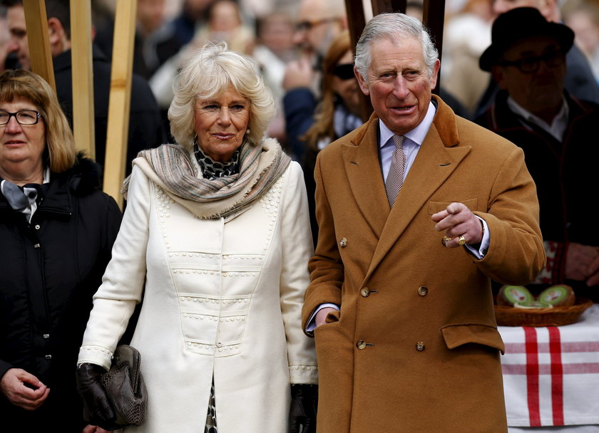 Książę Karol i Camilla Parker-Bowles