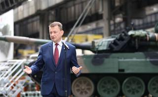 Błaszczak: Rozmawiałem z sekretarzem obrony o lokalizacji wojsk USA