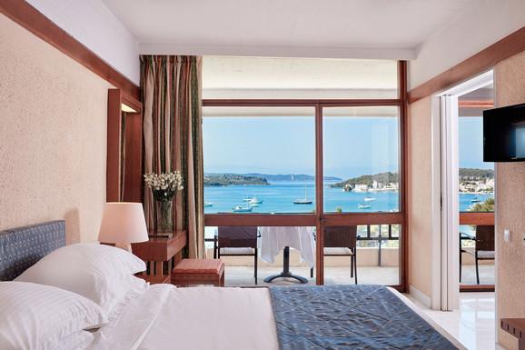 Sobe sa pogledom na more