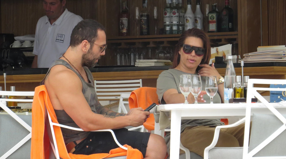 Seka Aleksić i Veljko Piljikić