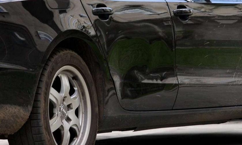 Porysowane auto Martyny Wojciechowskiej. Kto jej to zrobił?