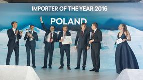 Skoda Polska importerem roku