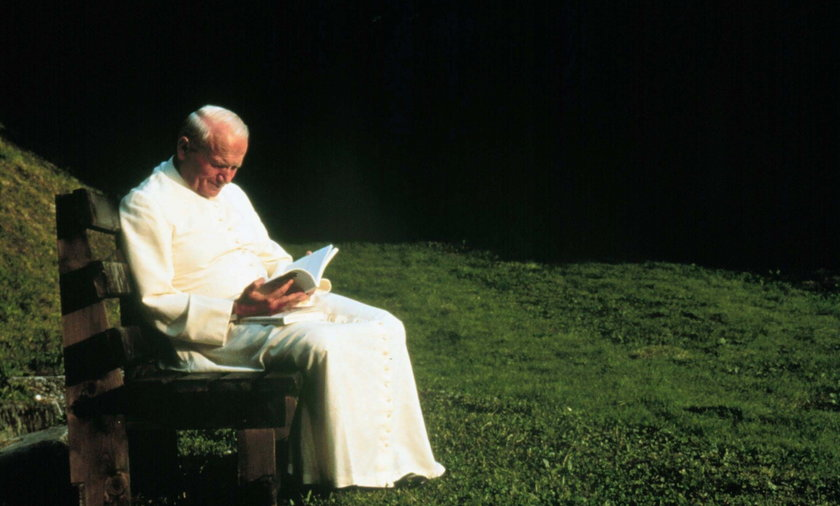Jan Paweł II w górach
