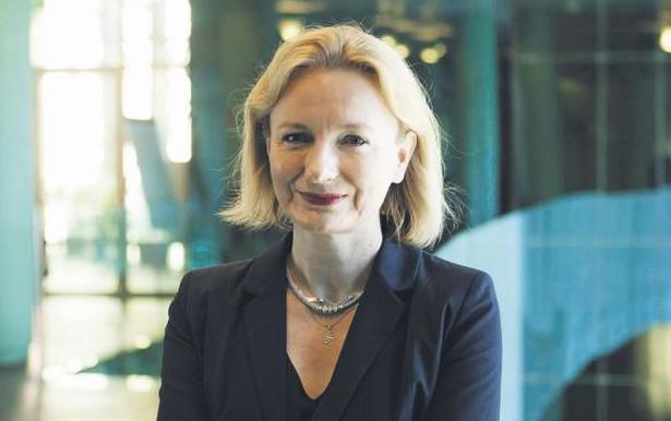 Katarzyna Gonera, sędzia Sądu Najwyższego Izby Pracy, Ubezpieczeń Społecznych i Spraw Publicznych/ fot. Wojtek Górski