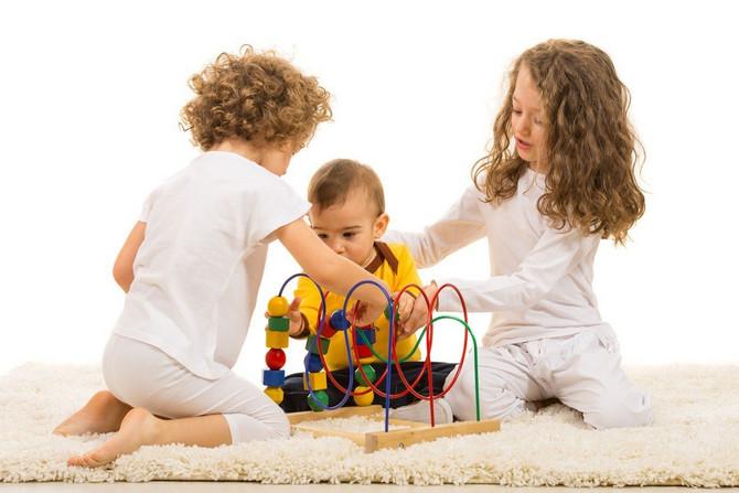 Deca treba  prvenstveno da se druže sa svojim vršnjacima