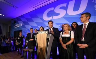 Bawaria gra w zielone: Chadecy do rządzenia potrzebują koalicjanta