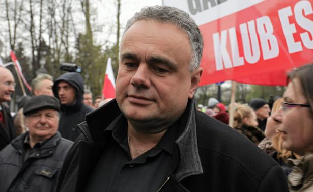 Głos pod TK zabierze Tomasz Sakiewicz