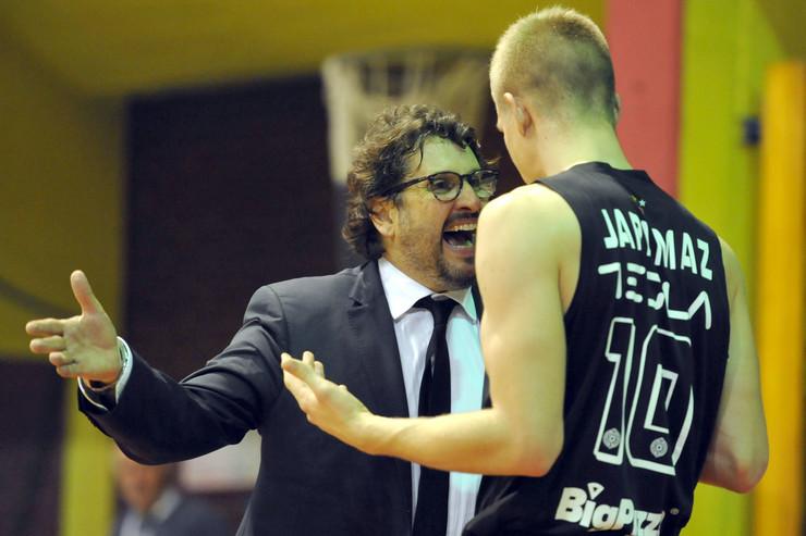 KK Partizan, KK Sloboda