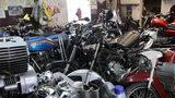 Garaż pełen motocykli. Zobacz imponującą kolekcję!