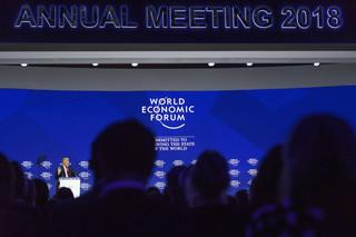Godusławski: Biznes musi znaleźć sposób na Davos
