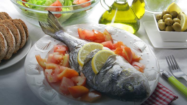Dieta antycholesterolowa jest zbliżona do diety śródziemnomorskiej