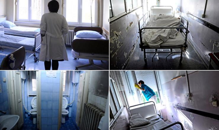 infektivna klinika beograd mapa POTRESNE SLIKE SA INFEKTIVNE KLINIKE HIV pacijenti u zarđalim  infektivna klinika beograd mapa