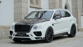 Bentley Bentayga od Mansory - 311 km/h w SUV-ie