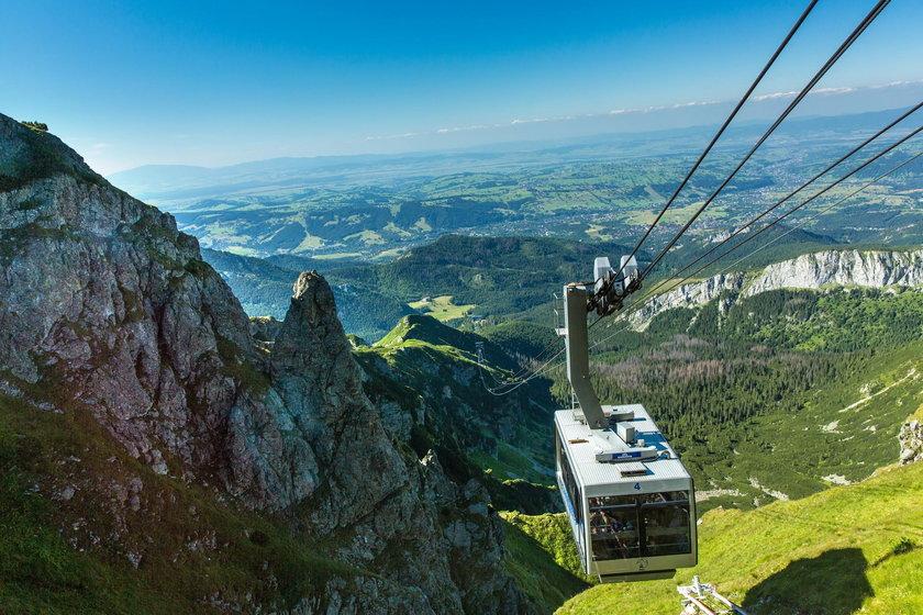 Nowe wyciągi w Tatrach