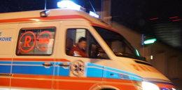 W Sosnowcu czterolatek wypadł z okna na trzecim piętrze