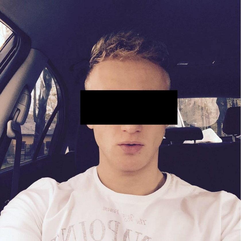 Pływacki talent z Polski aresztowany