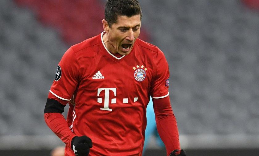 Lewandowski uratował Bayern przed porażką